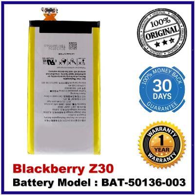 100% Genuine Original Blackberry Battery BAT-50136-003 Blackberry Z30