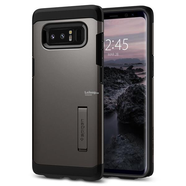 245f0aa8236 100% Genuine Spigen Tough Armor Case for Samsung Galaxy Note 8