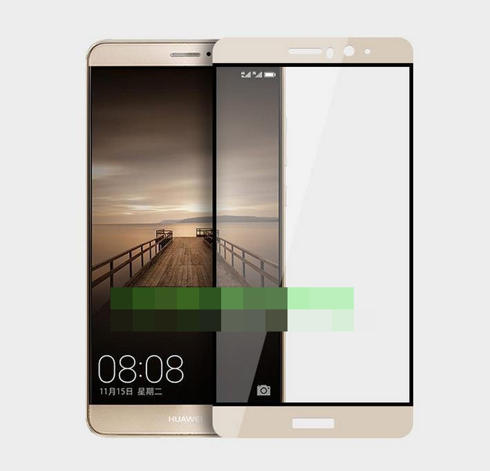 100% HOCO Huawei Mate 9 9H Full Cover Tempered Glass Screen Protector