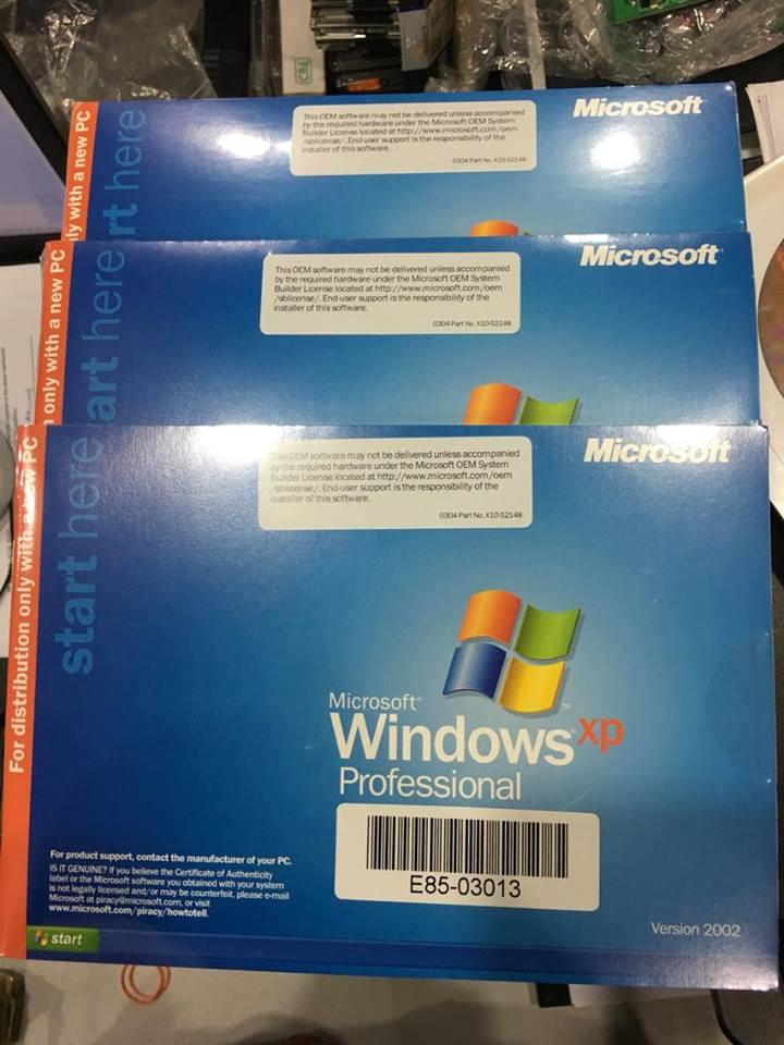 100% Microsoft Windows XP Professional Pro Window With CD  license key