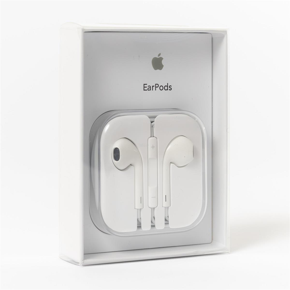 (100%Original) Apple IPhone Earpods Earphones Mic Headset Lightning