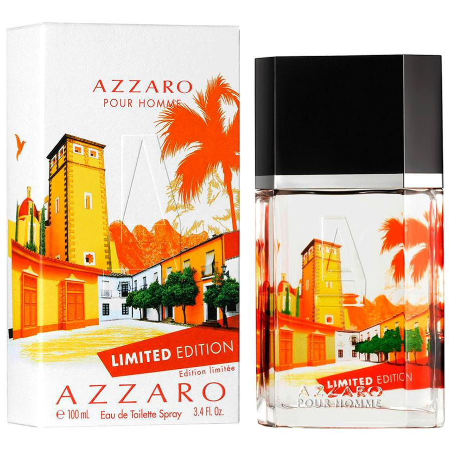 100% Original AZZARO  POUR HOMME LIMITED EDITION  EDT 100ML  [Free Shi