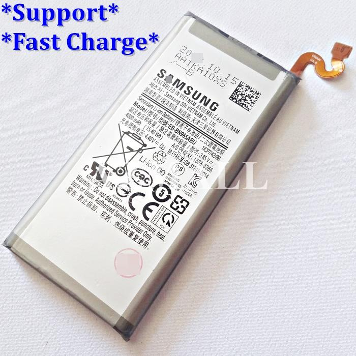 100% ORIGINAL Battery EB-BN965ABU Samsung Galaxy Note9 Note 9 / N960F