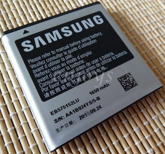 100% Original Battery EB575152LU Samsung i9003 Galaxy SL i9000 i9001 S