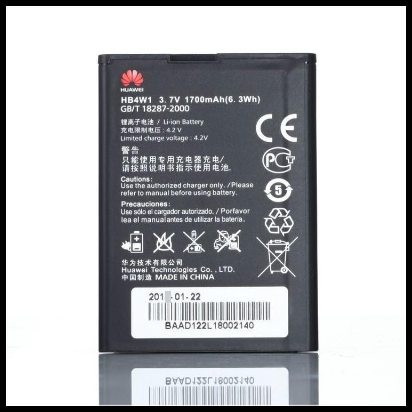 100% ORIGINAL Battery HB4W1 for Huawei Ascend G510 G520 G525 Y210 Y530
