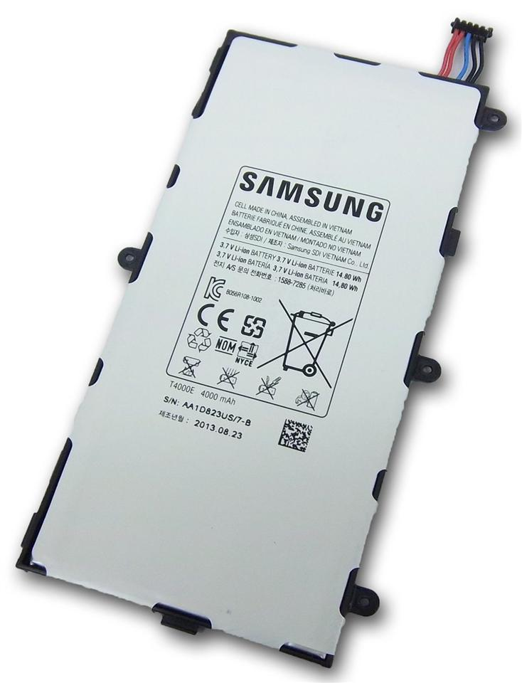 100% Original Battery T4000E Samsung Galaxy Tab 3 7.0 P3200 T211 T210