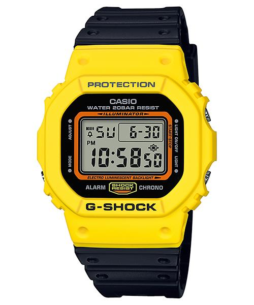 the latest 26ca6 1f37b 100% Original CASIO G-SHOCK DW-5600TB-1 THROW BACK 1983