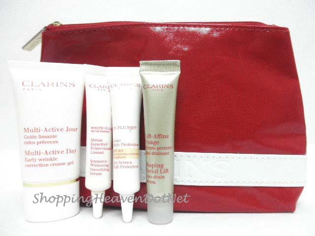 100% Original - Clarins Best Selling Skin Care Collections