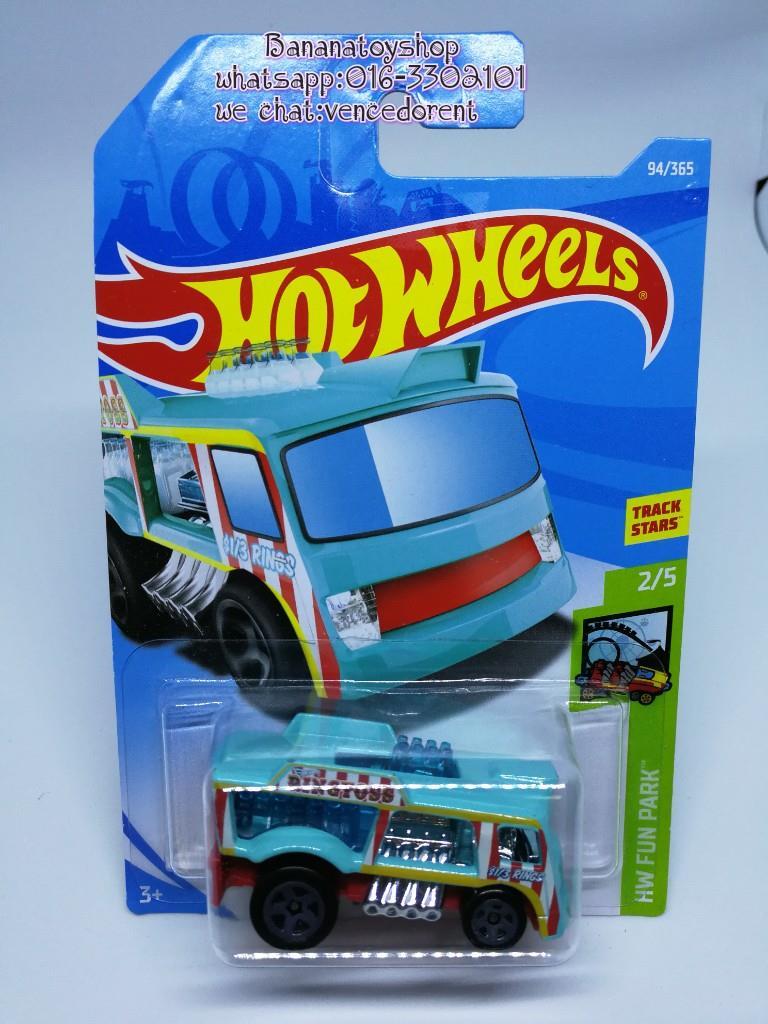 100% Original Hotwheels Series 94/365 CHILL MILL. ‹ ›