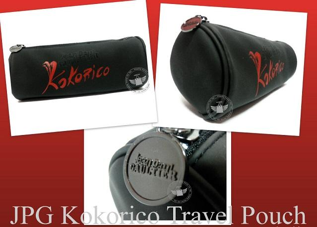 100% Original - Jean Paul Gaultier Kokorico Travel Pouch