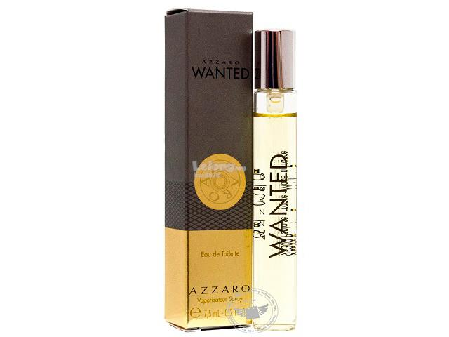 *100% Original Miniature**Azzaro Wanted 7.5ml Edt Spray
