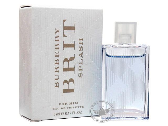 *100% Original Miniature**B.berry Brit Splash 5ml Edt