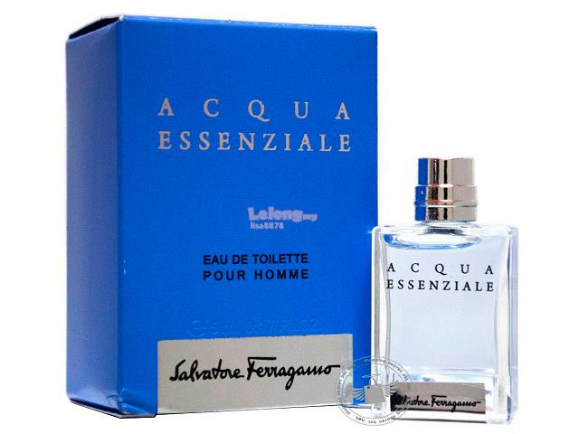 *100% Original Miniature**SF Acqua Essenziale 5ml Edt