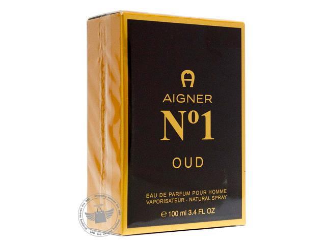 Geschäft günstig kaufen heiße Produkte *100% Original Perfume*Aigner No.1 Oud Eau De Parfum Spray 100ml/3.4oz