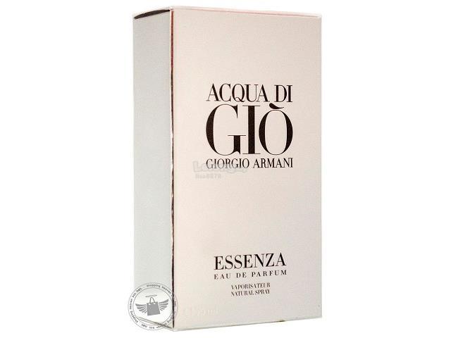 cd3f8393736  100% Original Perfume Armani Acqua Di Gio Essenza 75ml Edp Spray