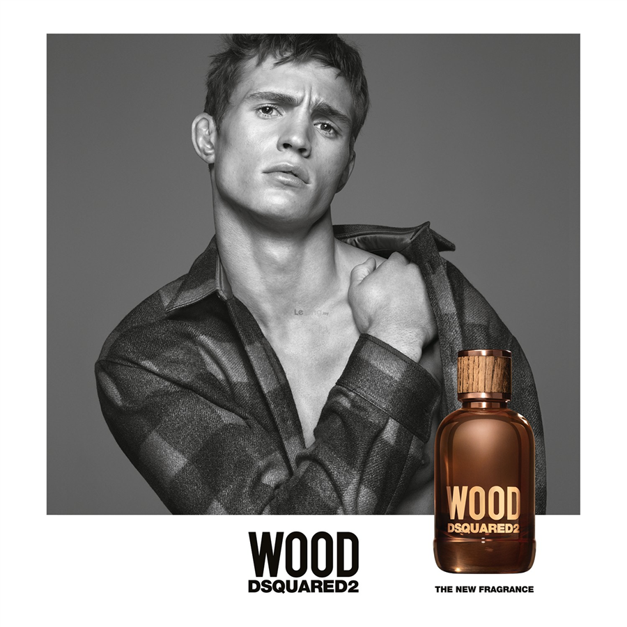 *100% Original Perfume* Dsquared2 Wood Pour Homme 100ml Edt Spray