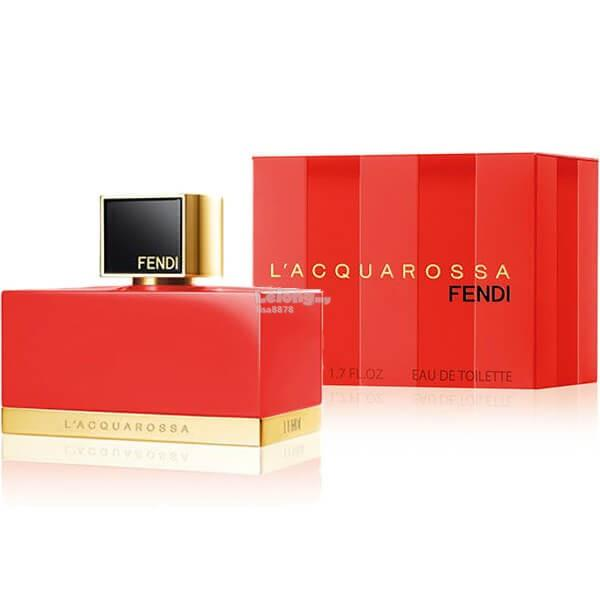 *100% Original Perfume*Fendi L'Acquarossa 75ml Edt Spray