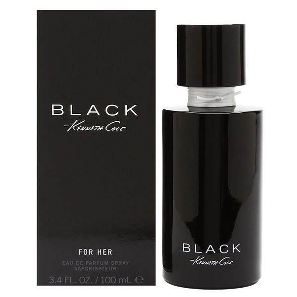 *100% Original Perfume*Kenneth Cole Black For Her 100ml Edp Spray