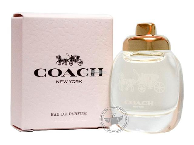 *100% Original Perfume Miniature*C0ACH New York 5ml EDP
