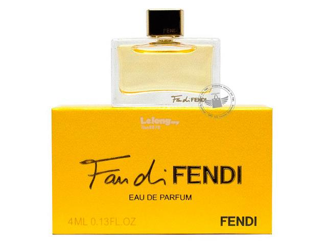 *100% Original Perfume Miniature* Fan di For Women 4ml Edp