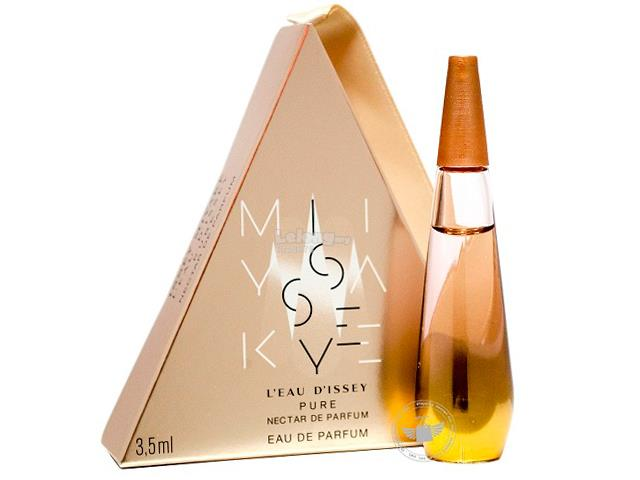 *100% Original Perfume Miniature*Issey M. Leau D'Issey PURE NECTAR 3.5