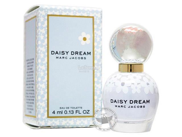 *100% Original Perfume Miniature*M.Jacobs Daisy Dream 4ml Edt