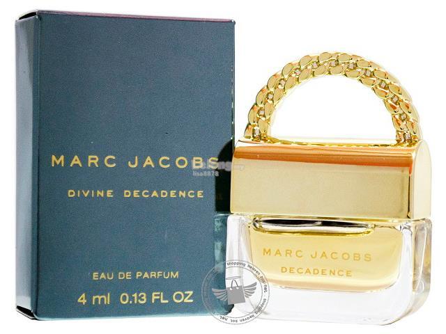 a2745dbe327e9f  100% Original Perfume Miniature M.Jacobs Divine Decadence 4ml EDP. ‹ ›