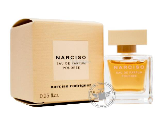 *100% Original Perfume Miniature*Narciso Poudree 7.5ml EDP
