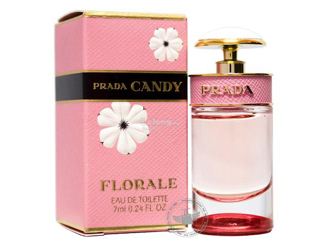 *100% Original Perfume Miniature*Prada Candy Florale 7ml Edt