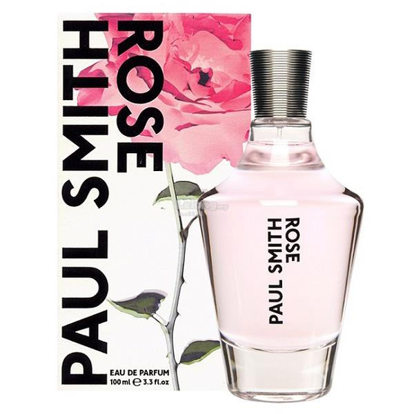 *100% Original Perfume*Paul Smith Rose Eau De Parfum 100ml/3.4oz