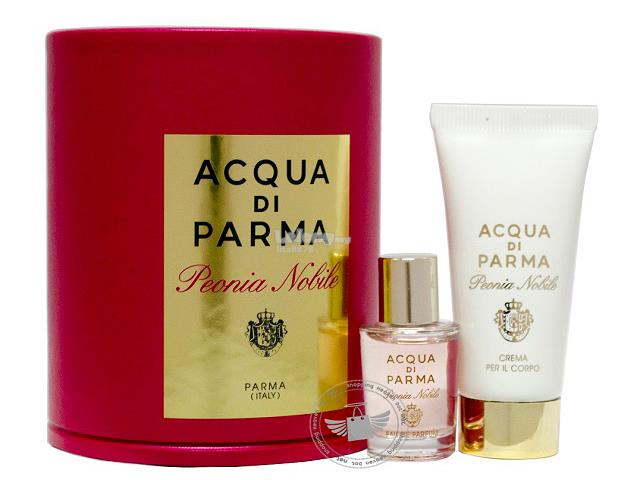 *100% Original Perfume Set*Acqua di Parma Peonia Nobile 2-Piece Travel