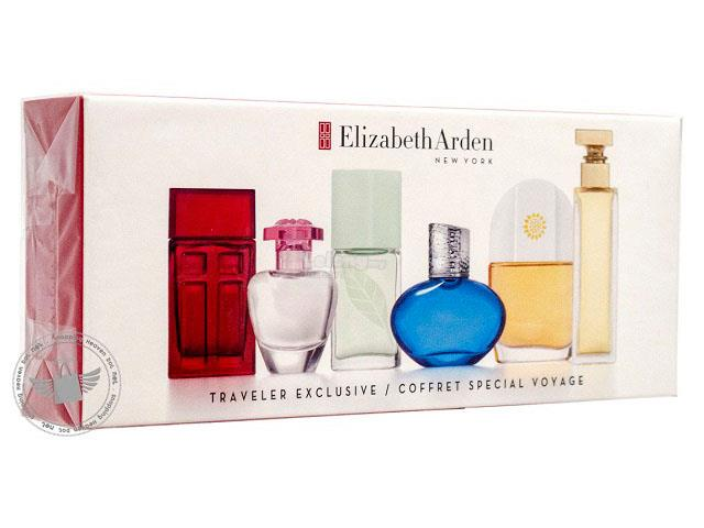 *100% Original Perfume Set*Elizabeth Arden 6-Piece Miniature Gift Set