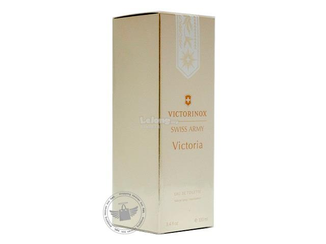*100% Original Perfume*Swiss Army Victoria 100ml Edt Spray