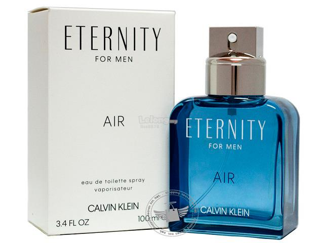 dcde00cb631 *100% Original Perfume Tester Unit*CK Eternity Air For Men 100ml Edt S. ‹ ›