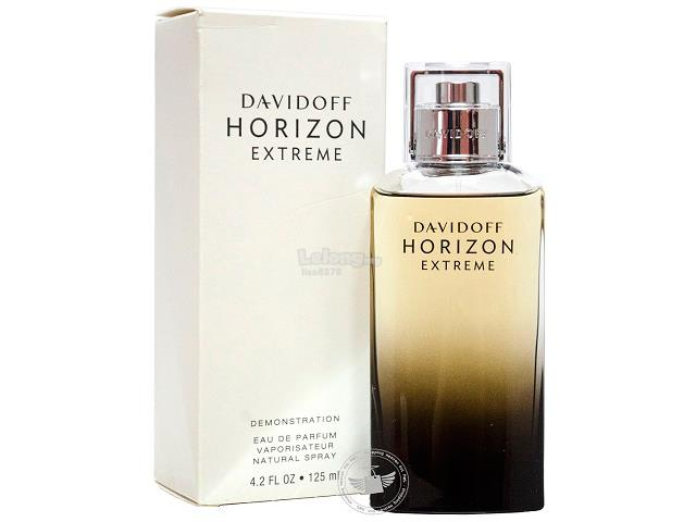 *100% Original Perfume Tester Unit*Davidoff Horizon Extreme 125ml EDP