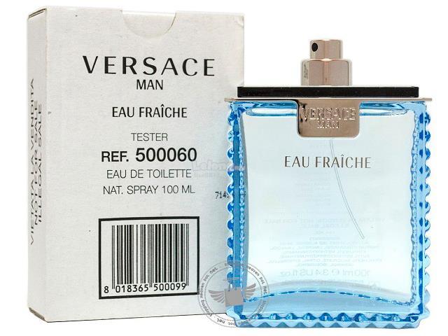 100% Original Perfume Tester Unit Versace Man Eau Fraiche 100ml Edt S. ‹ › 602d374fc79be