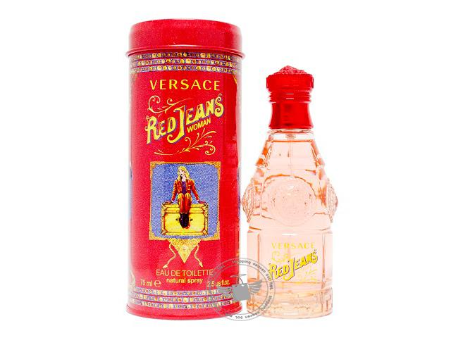 *100% Original Perfume* Versace Red Jeans For Women 75ml Edt Spray