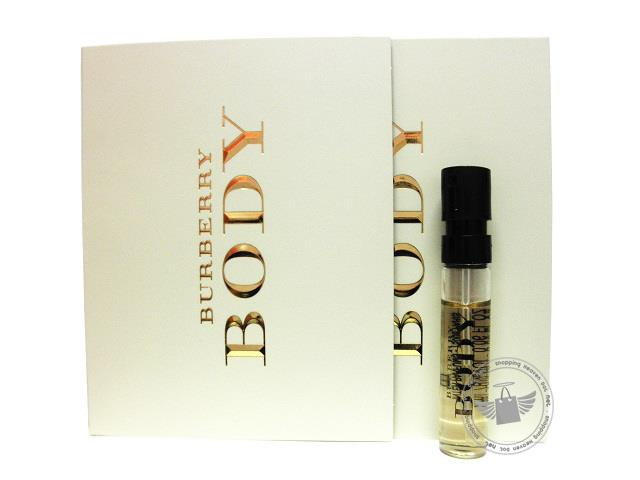 *100% Original Perfume Vials*B.berry Body Eau De Parfum 2ml Spray x2