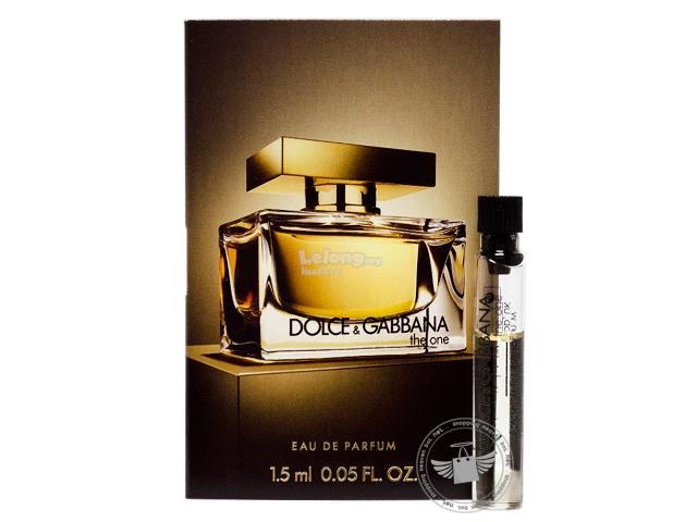 *100% Original Perfume Vials*DNG The One Wmn 1.5ml Edp Dab-on x2
