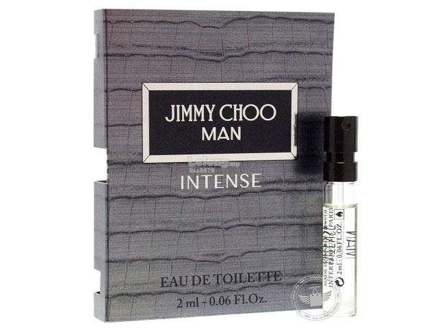*100% Original Perfume Vials* Jimmy CH00 Man Intense 2ml Edt Spray x2