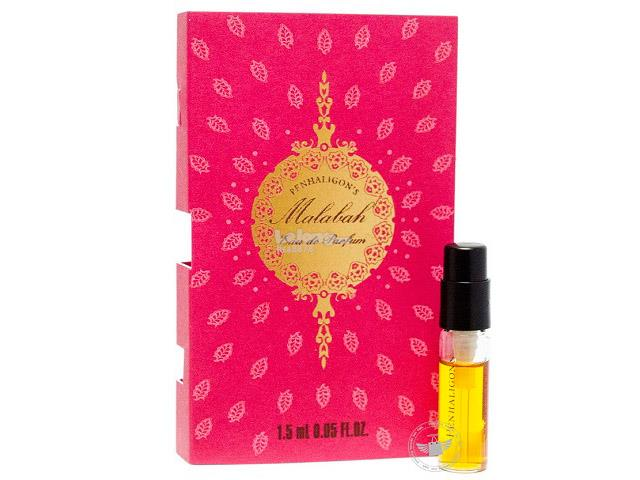 *100% Original Perfume Vials* Penhaligon's Malabah 1.5ml Edp Spray x 2