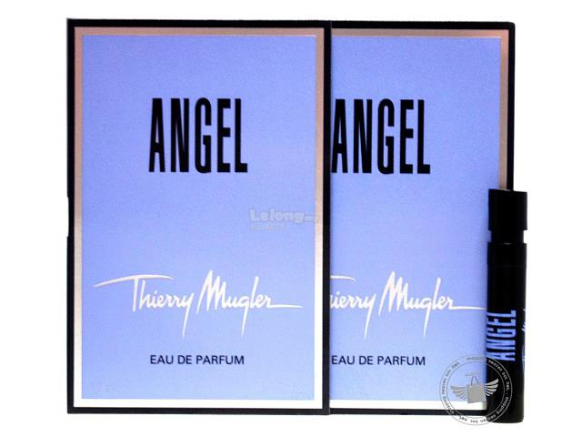 *100% Original Perfume Vials*TM ANGEL 1.2ml Edp Spray x2