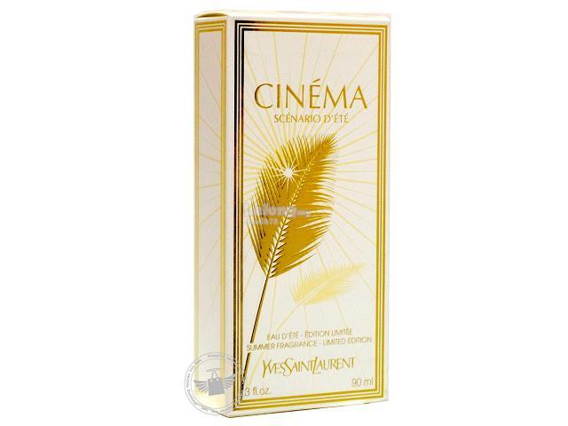 5de1da460 *100% Original Perfume*Y.S.L Cinema Scenario D'ete 90ml Edt Spray