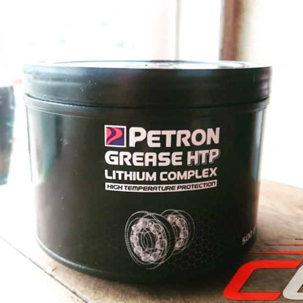 [100% ORIGINAL] PETRON HTP LITHIUM COMPLEX GREASE 0.5KG