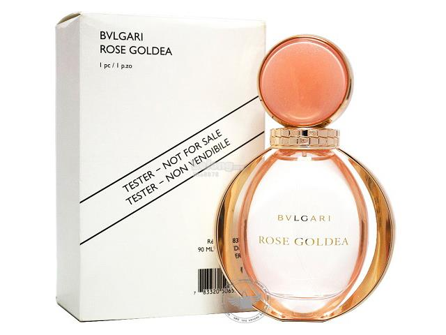 *100% Original Tester Unit*Bvlgari Rose Goldea 90ml Edp Spray
