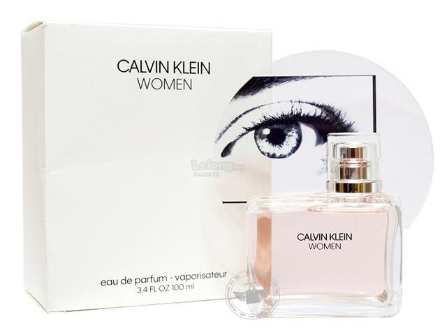 *100% Original Tester Unit*C.K Women 100ml EDP Spray