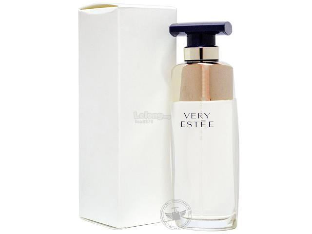 *100% Original Tester Unit*E.Lauder Very Estee 50ml EDP Spray