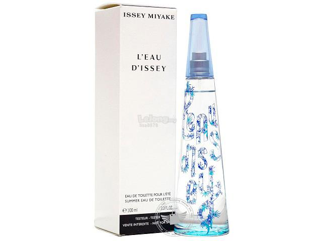 *100% Original Tester Unit* L'Eau d'Issey Summer 2018 For Women 100ml