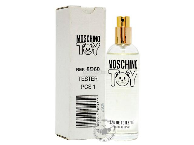 *100% Original Tester Unit*Limited Edition Moschino Toy 50ml Edt Spray