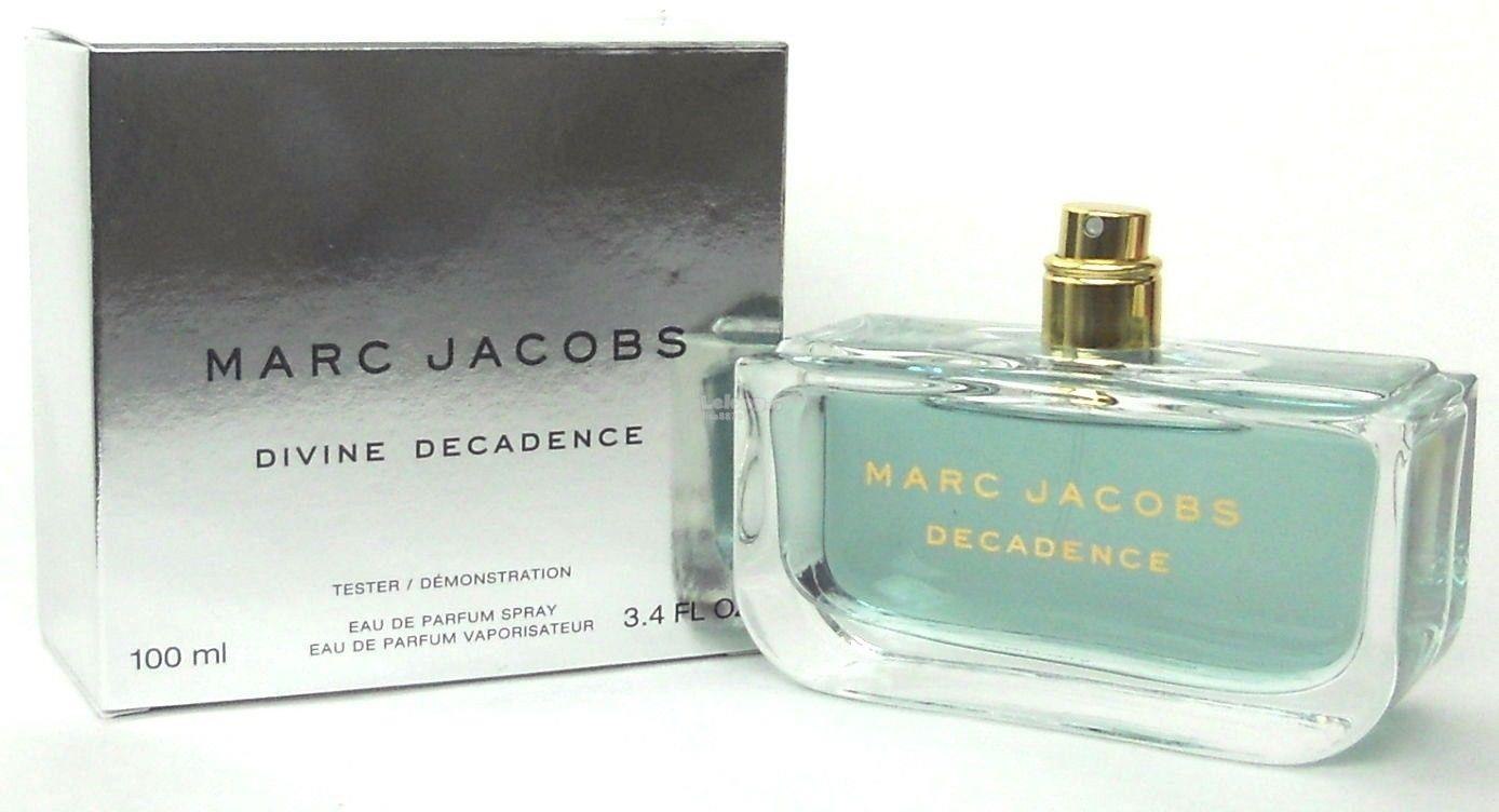 *100% Original Tester Unit*M.Jacobs Divine Decadence 100ml Edp